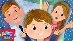 English Nursery Rhymes: Kids Video Song in English 'Peek A Boo - Johny Johny Yes Papa'