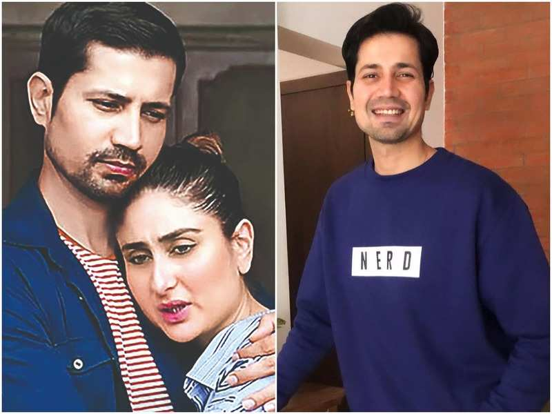 A still from Veere Di Wedding and Sumeet Vyas
