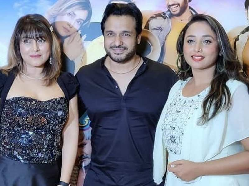 Vinay Anand announces his new film with Rani Chatterjee and Pakhi Hegde