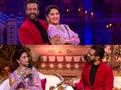 DD3: Madhuri, Javed reunite after a decade