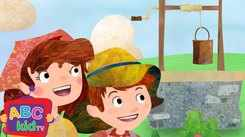 Nursery Rhymes in English: Children Video Song in English 'Jack and Jill'