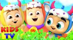 Check Out Popular Kids Songs and English Nursery Story 'The Three Billy Goats Gruff' for Kids - Check out Children's Nursery Rhymes, Baby Songs, Fairy Tales In English
