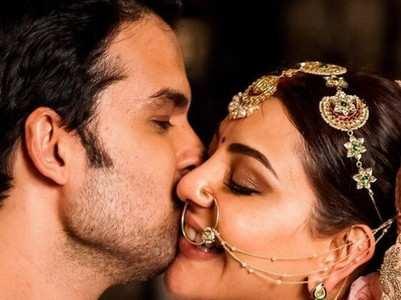 Kajal Aggarwal's adorable clicks