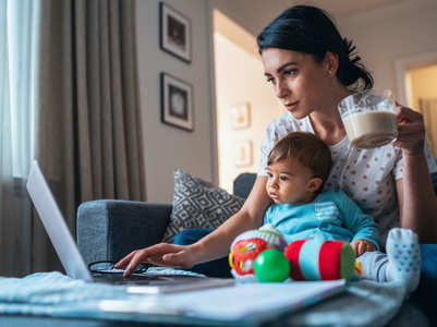 5 ways to make work from home easier for your kids and yourself