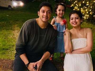 Shreyas Talpade on embracing fatherhood