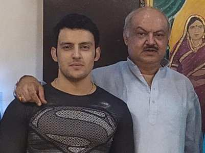 Raghav: I am what I am because of my father