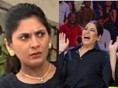 Archana Puran Singh shares a meme of herself