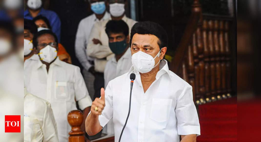 Karnataka must give up Mekedatu dam plan: Stalin