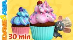 Check Out Popular Childrens English Nursery Song 'The Muffin Man And Many More' for Kids - Watch Fun Kids Nursery Rhymes And Baby Songs In English