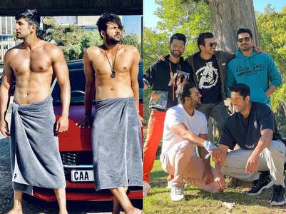 IN PICS: Khatron Ke Khiladi 11's stylish men