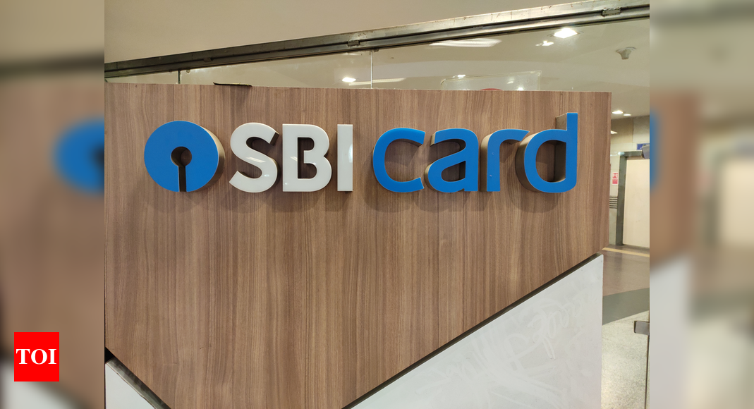 Carlyle sells shares worth over Rs 4,800 crore in SBI Card – Times of India -India News Cart