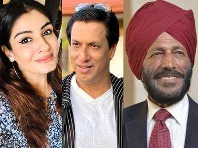 Celebs mourn the demise of Milkha Singh
