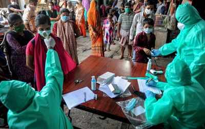 Covid: India is now second in daily cases after leading for 2.5 months | India News