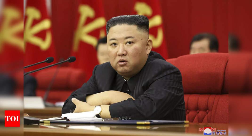 North Korean leader Kim tightens ruling party discipline thumbnail