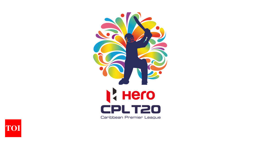 CPL tweaks its schedule to avoid clash with remainder of IPL in UAE | Cricket News – Times of India