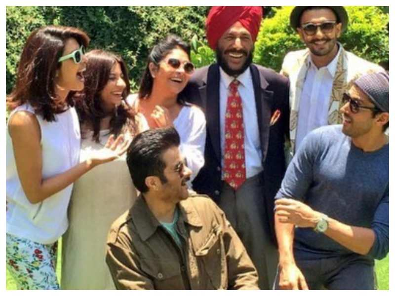 Anil Kapoor pays tribute to Milkha Singh; says 'truly was an incredible sportsman, phenomenal host and above all an amazing human being'