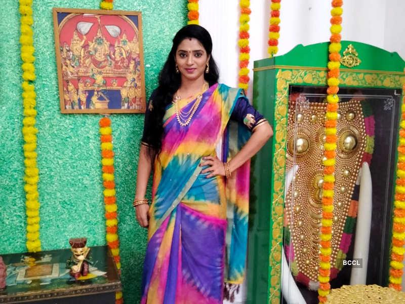 Jeevitha joins 'Thirumagal'; details inside