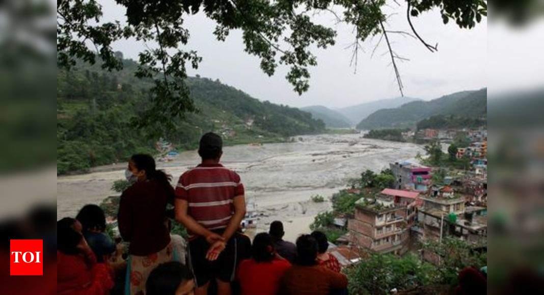 16 dead and 22 missing in a week as monsoon rains wreak havoc in Nepal