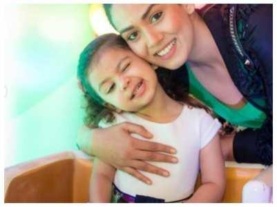 Mira Rajput shares a post for daughter Misha