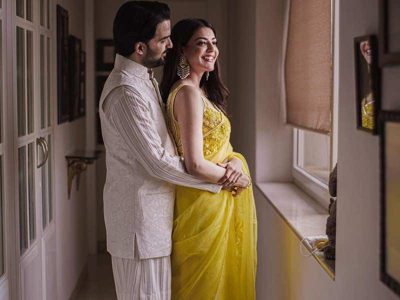 Gautam Kitchlu's sweet birthday wish for Kajal Aggarwal: Love is declaring my feelings in a post like this