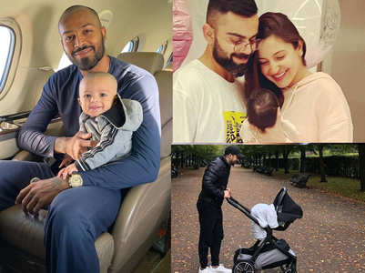Virat to Aftab: First-time fathers of B'wood