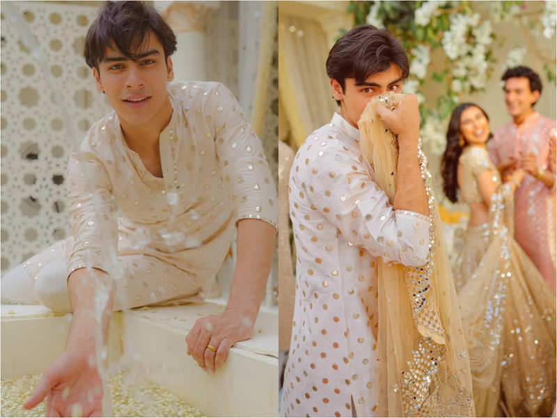 This Pakistani model featured in Abhinav Mishra's campaign is breaking the internet