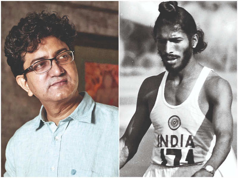 Prasoon Joshi remembers Milkha Singh, who passed away on Friday after a month of battling COVID