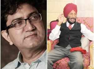 Prasoon Joshi remembers Milkha Singh
