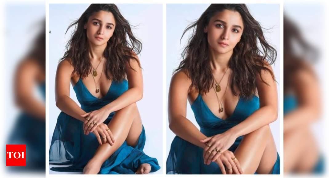 Alia Bhatt shares stunning pic from shoot