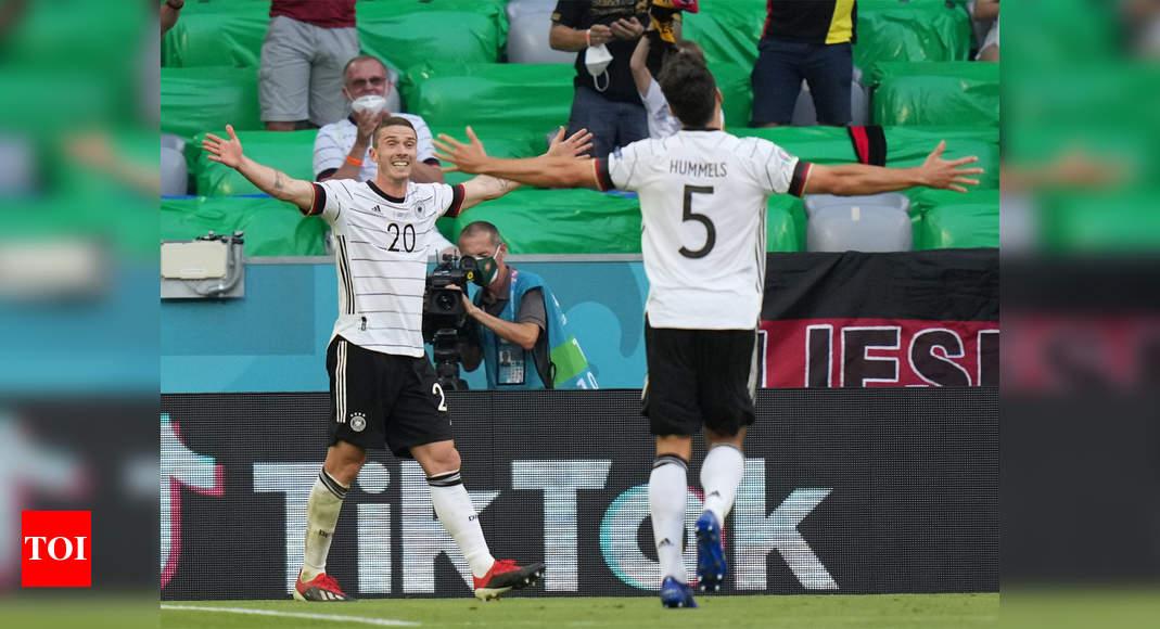 UEFA EURO 2020 Live Score: Portugal vs Germany
