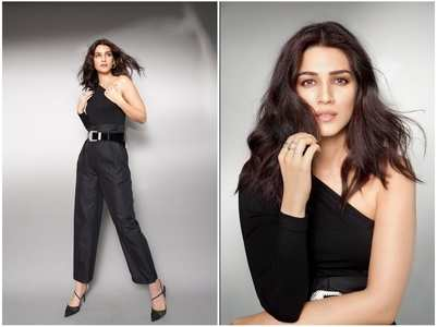 Kriti Sanon's pic is a sight for sore eyes