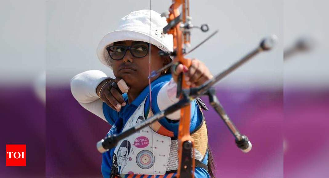 Indian women recurve trio hopes to make Olympics cut | More sports News – Times of India