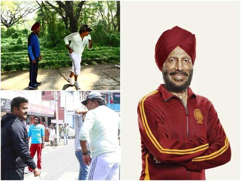Odiyan director VA Shrikumar remembers shoot with Milkha Singh