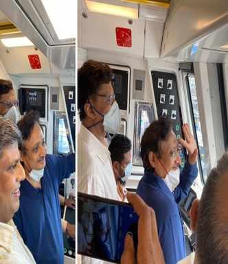 Trial run on Metro Line 2A&7 begins today