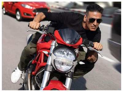 Akshay Kumar on starring in 'Dhoom 4'