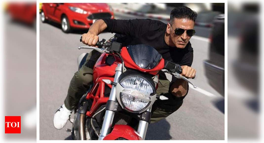 Akshay Kumar addresses speculation about starring in 'Dhoom 4' – Times of India