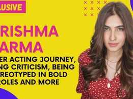 Karishma Sharma on facing criticism: If you start caring then you won't be able to live