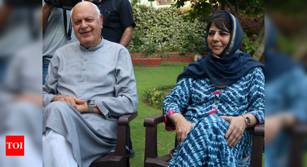 Centre invites J&K leaders for all-party meet with PM Modi on June 24