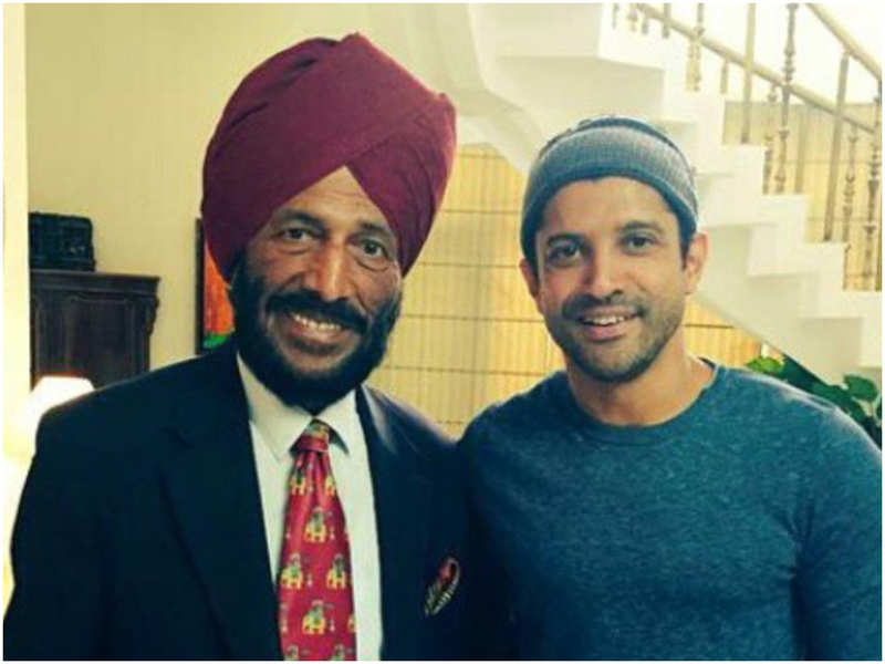 Farhan Akhtar opens up about his first meeting with Milkha Singh