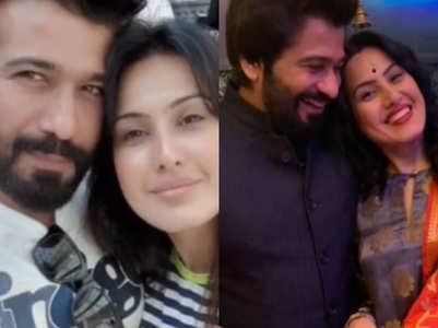Kamya's fondest memories with hubby Shalabh
