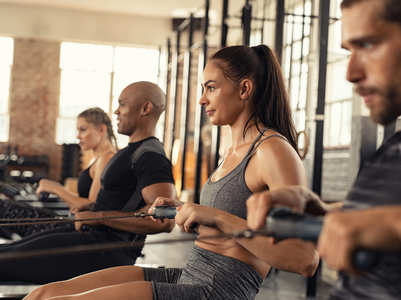 5 reasons you should be using a rowing machine