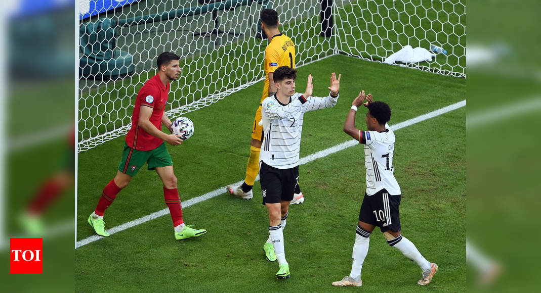 Euro 2020: Germany bounces back with declaration of 4-2 victory over Portugal |  Football news