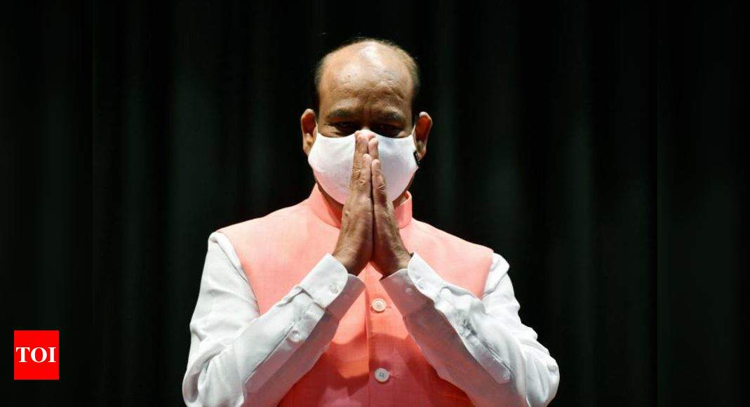 Speaker or Lokpal to allow MPs' prosecution? LS seeks legal view