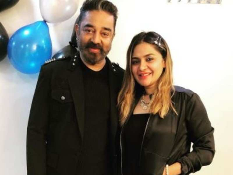 Seema Tabassum shares exclusive details about Kamal Haasan and Kajal Aggarwal's look in 'Indian 2'