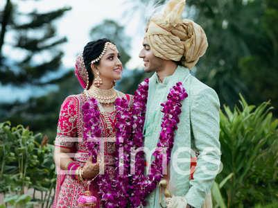 PICS: Akshay Kharodia marries GF Divya