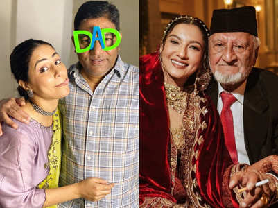 Happy Father's Day 2021: Celebs wish their dads