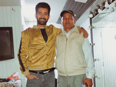 Rajveer Singh: Father is the only friend one has