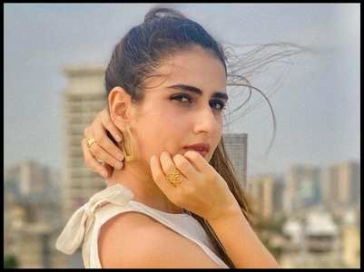 Fatima shares a glimpse of her workout regime