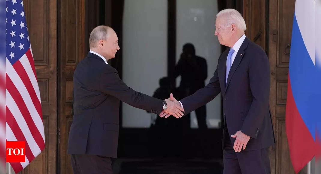 Russian ambassador returns 'optimistic' to Washington thumbnail