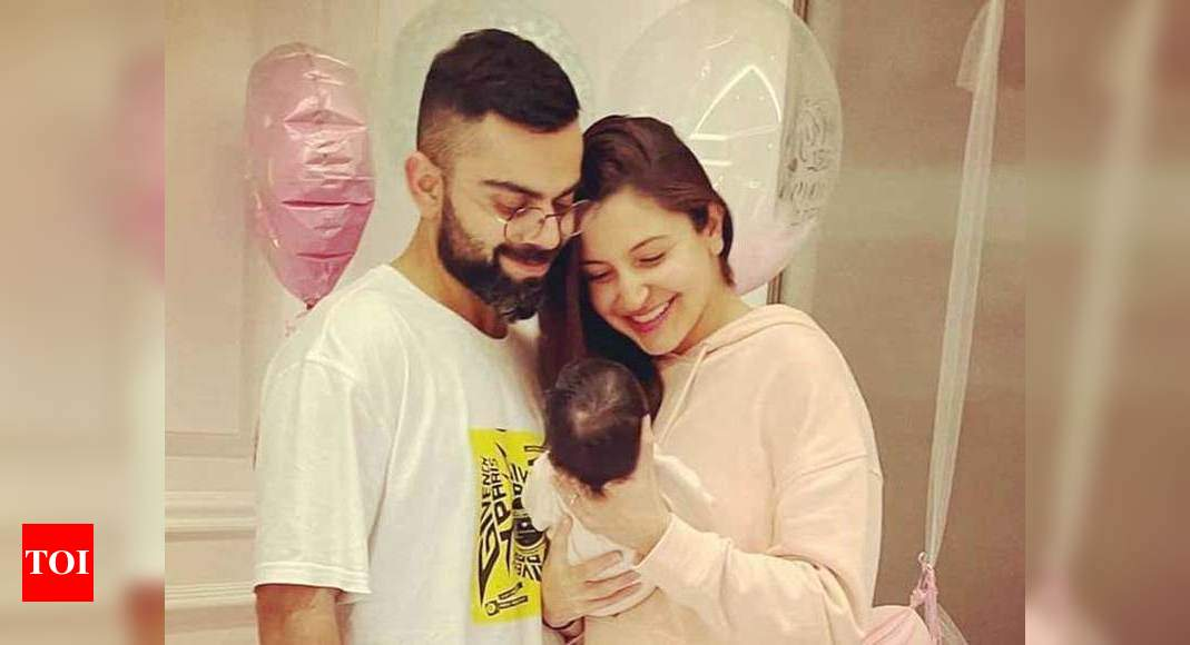 Being a father is by far the greatest joy and blessing: Virat Kohli pens heartfelt message on Father's Day   Off the field News – Times of India